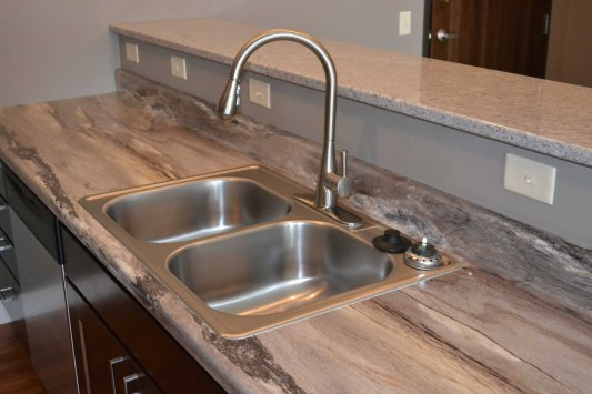 Residential Countertops Dakota Lofts Sioux Falls Sd