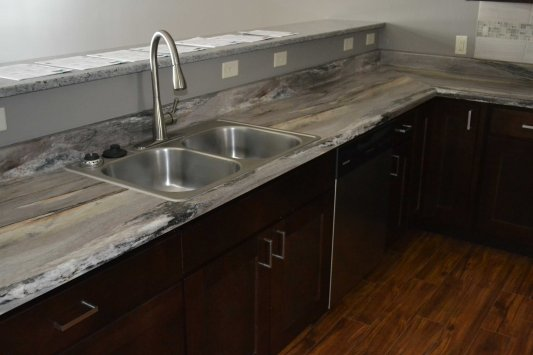 Dakota Sinks : Residential Countertops - Dakota Lofts, Sioux Falls SD