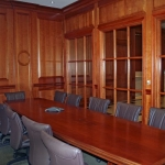 Bank Cabinetry