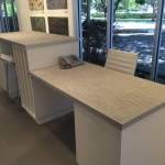 Custom Design Table & Cabinets