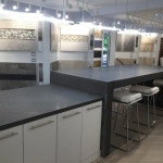 Custom Commercial Table & Cabinets