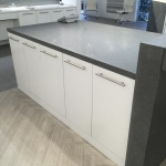 Commercial Cabinetry and Table