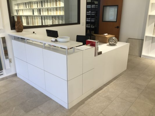 Commercial Reception Desk. Commercial Reception Desk