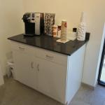 Coffee Bar Cabinets