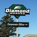 Custom Commercial Exterior Sign