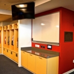 Locker Room AV Center