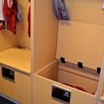Custom College Lockers
