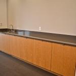 Locker Room Custom Cabinetry