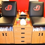 Custom Cabinetry for Athletic Department