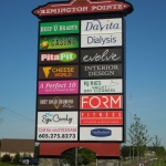 Commercial Pylon Signage