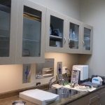 Custom Treatment Room Cabinets