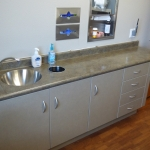 Dental Clinic Cabinetry