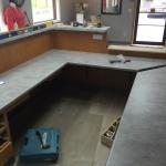 Plastic Laminate Countertops - installation