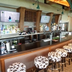Custom Bar Cabinetry and Countertops for Drifters