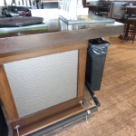 Decometal Endcap Accent on Bar