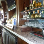 Custom Upscale Bar and Countertops