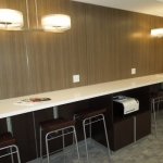 Custom Commercial Cabinetry
