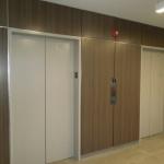 Elevator Lobby Wall Panels