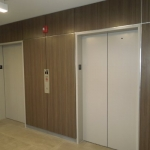 Commercial Wall Panels for Elevator Lobby