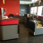 Reception Desk & Retail Display