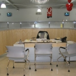 Custom Cabinetry for Auto Dealer