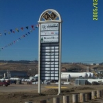 Exterior Pylon Signage