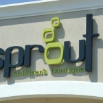 Exterior Commercial Signage