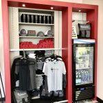 Custom Retail Wall Display