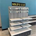 Free Standing Retail Display