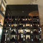 High End Restaurant Wine Rack