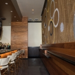 Custom Bar and Drink Rail