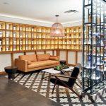 Restaurant Bar Custom Cabinetry