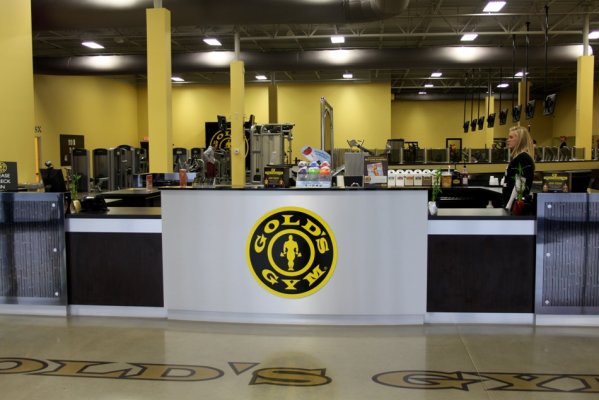 Fitness Center Custom Millwork Gold S Gym Carbondale Il