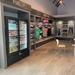Fitness Center Fuel Zone