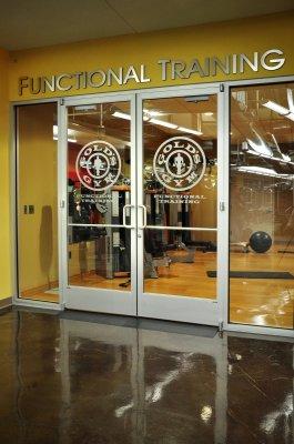 Fitness Center Custom Millwork Gym Epicenter Charlotte Nc