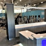 Fitness Center Cabinetry
