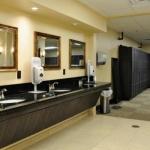 Fitness Center Wet Vanity