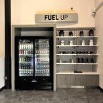 Gym Fuel Up Zone
