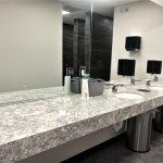 Fitness Center Locker Room Vanity