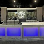 Fitness Center Reception Desk