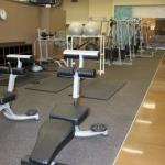 Fitness Center Cubbies
