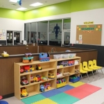 Cubbies for Fitness Center