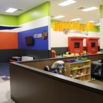 Kids Club for Fitness Center