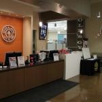 Reception Desk for Fitness Center