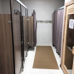 Custom Bathroom Partitions