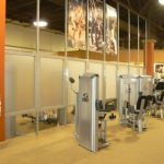FItness Center Privacy Panels