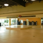 Fitness Center Exercise Stage