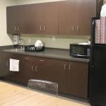 Break Room Cabinets