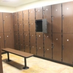 Gym Lockers & Benches