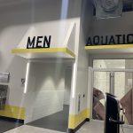 Men's Locker Room Signage